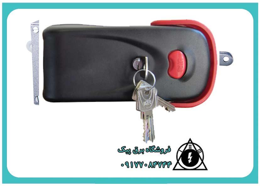 قفل درب منزل برقی